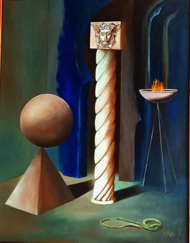 35,4x27,6x0,4 in ©2002 da Giovanni Greco